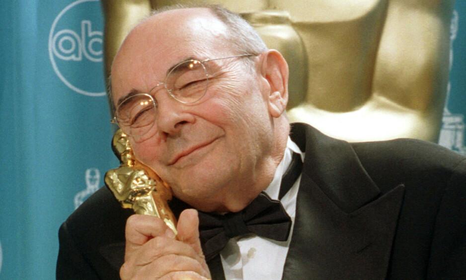 DØD: Stjerneregissøren Stanley Donen døde etter et hjerteinfarkt. Han ble 94 år gammel. Foto: NTB Scanpix