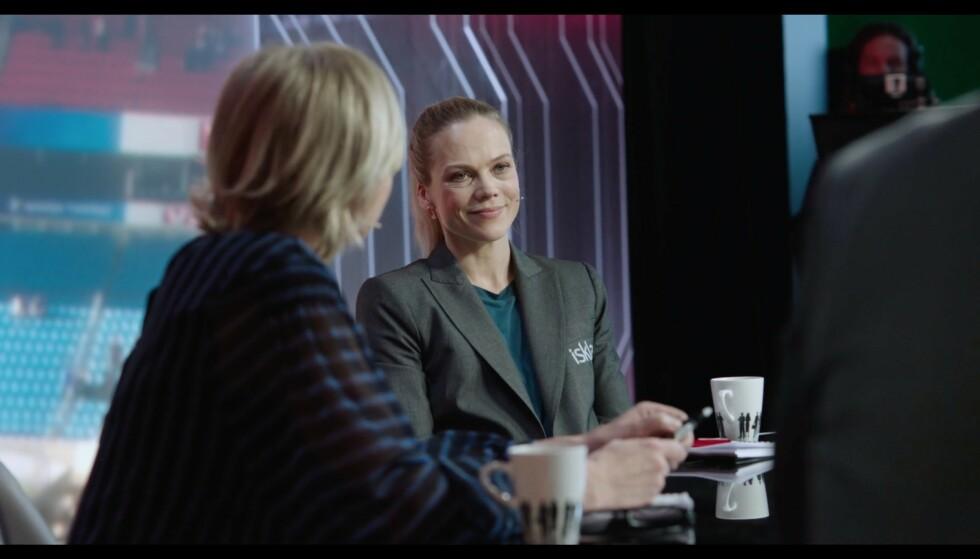 HVA HAR SMITH-NILSEN NOENSINNE GJORT DEG, HELENA? Foto: NRK