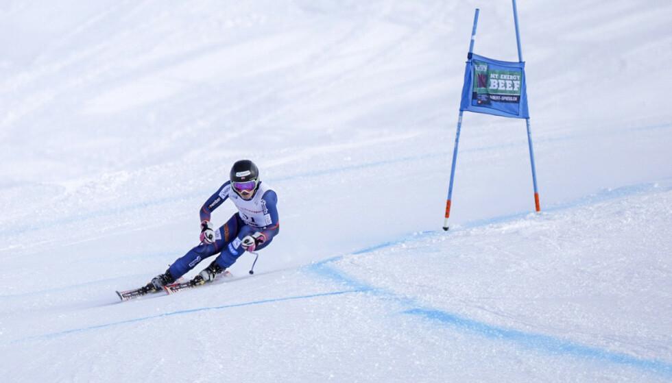 INGEN MEDALJE: Det var ingen nordmenn som tok medalje i junior-VM mandag. Foto: Ørjan Ellingvåg / NTB scanpix