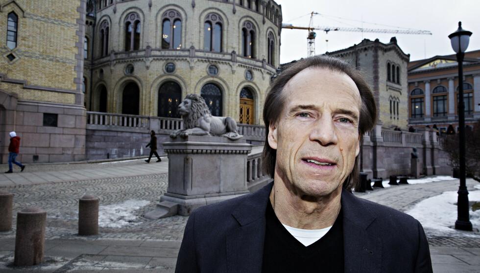 UFORSTÅELIG: Etter 2015 er antall knivstikkinger eller legemsbeskadigelser med kniv, ikke lenger med i STRASAK-statistikken fra Politidirektoratet. Det er egentlig uforståelig, skriver Jan Bøhler, stortingrepresentant for Ap, fra Oslo. Foto: Henning Lillegård / Dagbladet