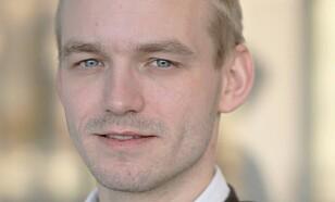 SJOKOLADEELSKER: Adrian Wilhelm Kjølø Tollefsen.