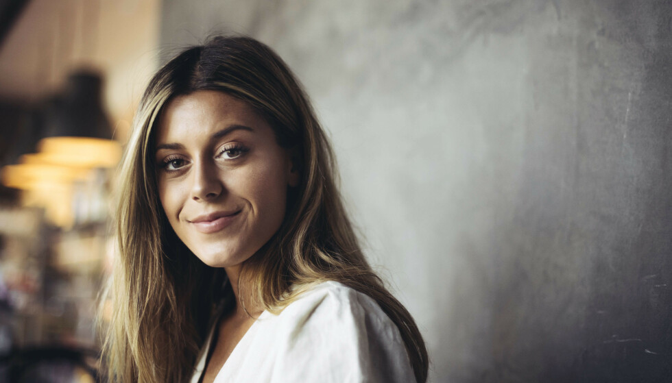 LYKKEN SMILER: I slutten av januar avslørte Bianca Ingrosso (24) at hun hadde blitt singel. Nå bekrefter hun at hun har en ny mann i kikkerten. Foto: NTB Scanpix