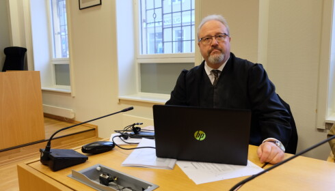 FORSVARER: Advokat Jonny Sveen. Foto. Amanda Walnum/Dagbladet