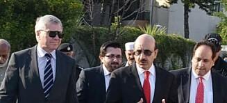 Bondevik: - Pakistan varsler gjengjeldelse