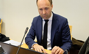 BISTANDSADVOKAT: Advokat Ketil Magnus Berg. Foto: Amanda Walnum / Dagbladet