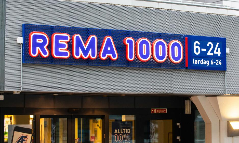 VEKSTVINNER: Rema 1000 vokste mest av kjedene i fjor. Illustrasjonsfoto: Audun Braastad / NTB scanpix