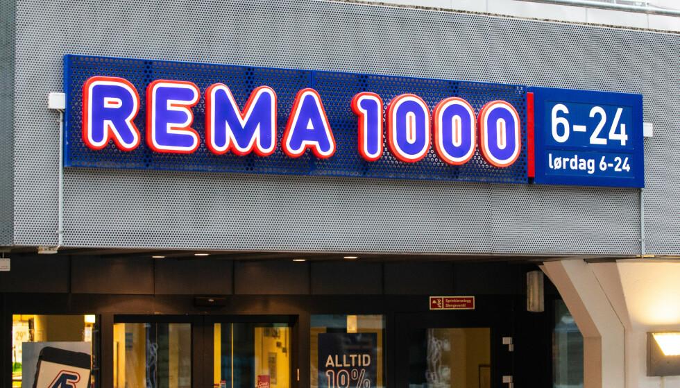 <strong>REMA TAPER:</strong> Den ferske rapporten fra analysebyrået Nielsen viser at Rema 1000 nå taper markedsandeler. Foto: Scanpix