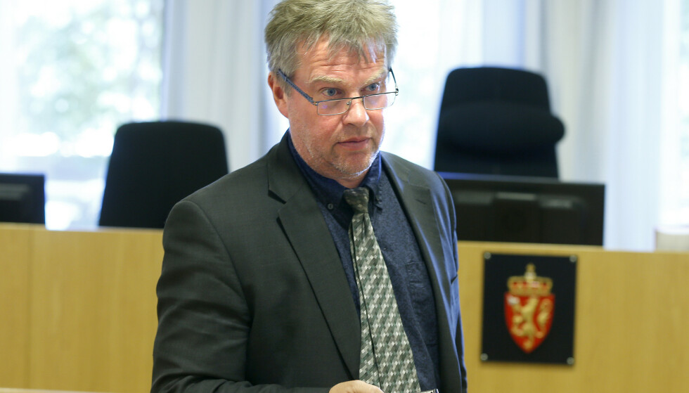 - LIGGER MER BAK: Ifølge forsvarer Jørund Lægland ligger det mer bak dommen enn det som kommer fram. Foto: Terje Pedersen / NTB scanpix
