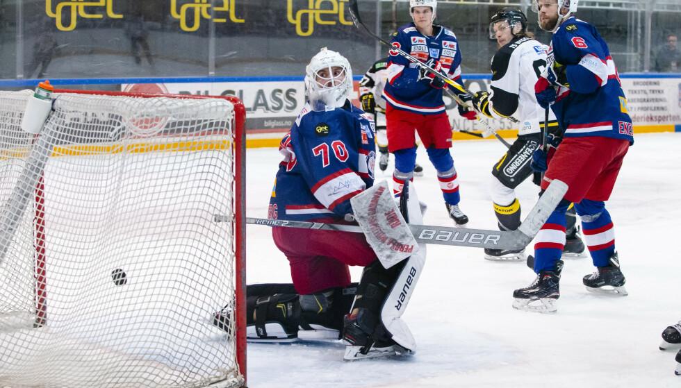 KNUST 1-6: Vålerenga tapte med fem mål på hjemmebane. Foto: Audun Braastad / NTB scanpix