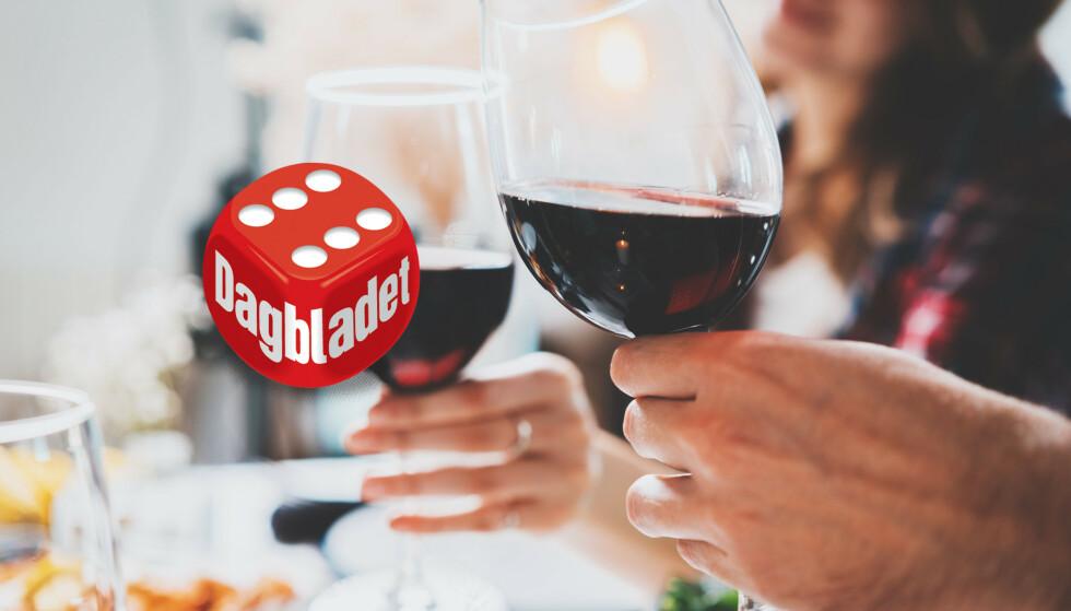 GODT RØDT: Rødvinen er best representert blant Vinmonopolets lansering. Foto: Shutterstock / NTB Scanpix