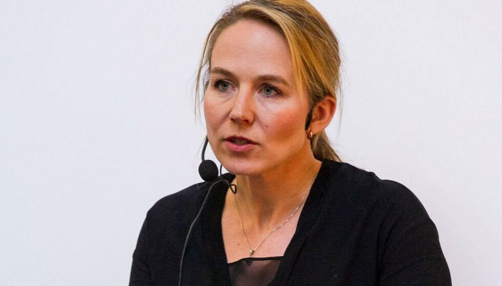 - FLERE SAKER: Generaladvokat Sigrid Redse Johansen sier det finnes flere saker enn det som framkommer i statistikkene. Foto: Generaladvokaten