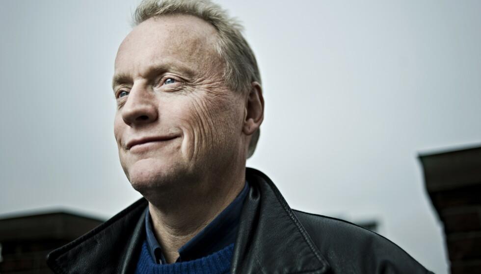 SKIFTE: Byrådsleder Raymond Johansen (Ap) fant Kjetil Lunds etterfølger på sitt eget kontor. Foto: Benjamin A. Ward