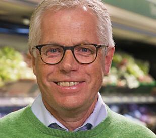 HAR SIN PRIS: Kiwi-topp Jan Paul Bjørkøy mener kampanjen har bevist hvor viktig pris er for at folk skal spise sunt. Foto: Kiwi