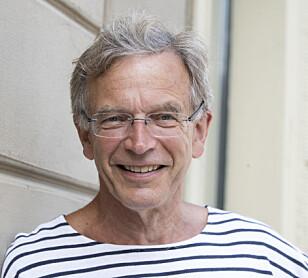 PROFESSOR: Stein Tønnesson ved PRIO er spesialist på Nord-Korea. Foto: Terje Pedersen / NTB Scanpix