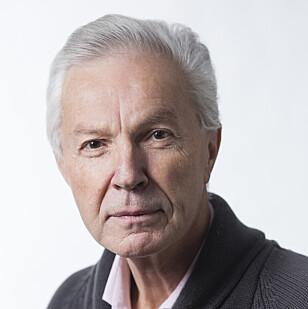 SENIORFORSKER: Sverre Lodgaard ved Norsk Utenrikspolitisk Institutt. Foto: NUPI