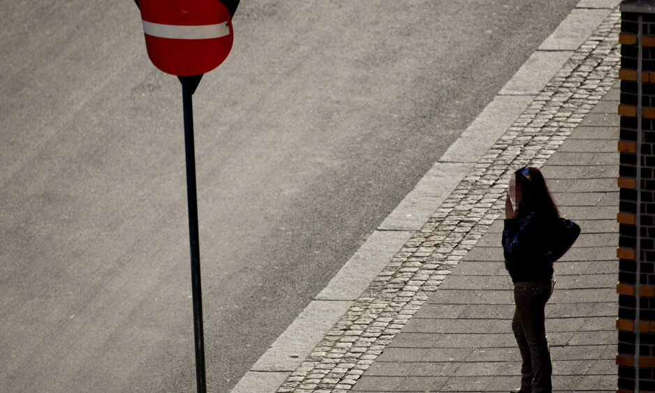 Sexsalg: Sexkjøpsloven gjør vondt verre, skriver Aksel Braanen Sterri. Foto: NTB scanpix