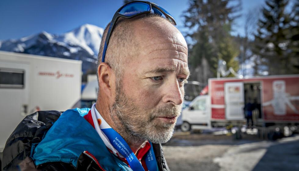 FERDIG: Trond Nystad gir seg som trener for østerrikerne. Foto: Bjørn Langsem/Dagbladet