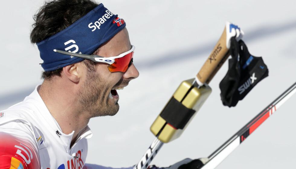 NORGE VANT ALT: Ingen nasjon har noen gang dominert langrenn mer enn Norge gjør nå. Det gir oss masse glede, men sporten har fått en utfordring. FOTO: Bjørn Langsem