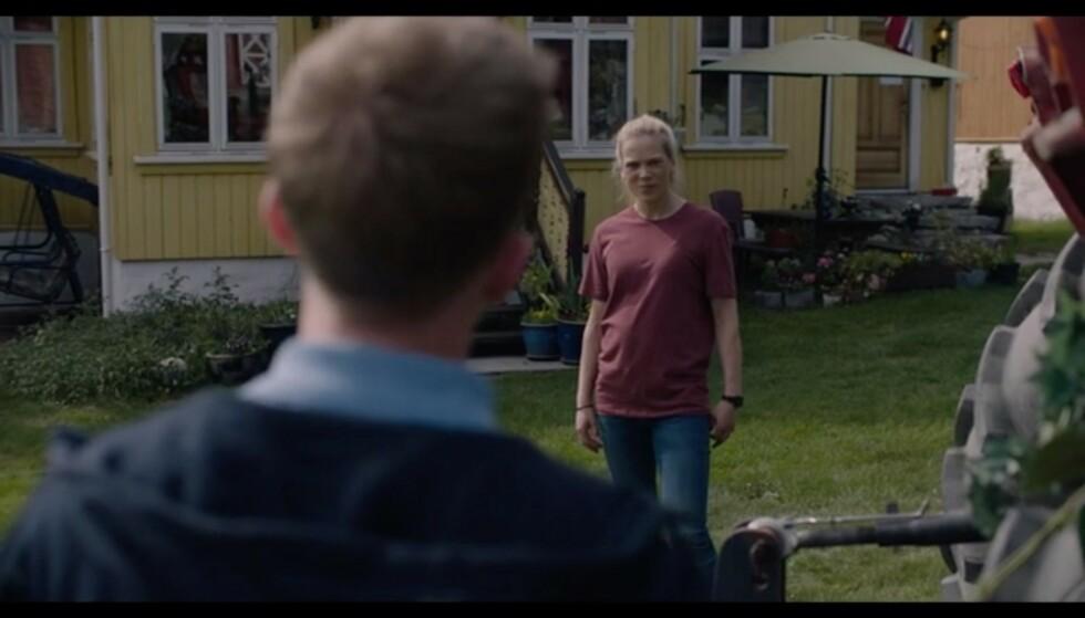 «Ssshire. Bagginssss. Fæm-fire-én-formasssjon.» Foto: NRK