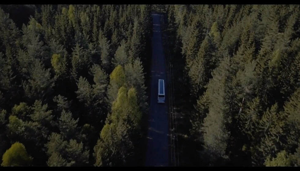 BORTEBUSSEN II – på kino over hele landet snart. Foto: NRK
