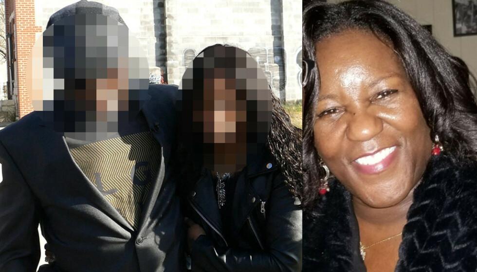 SIKTET: Jacquelyn Smith ble drept 1. desember i fjor. Nå er ektemannen og stedattera siktet for drapet. Foto: NTB scanpix / Baltimore Police