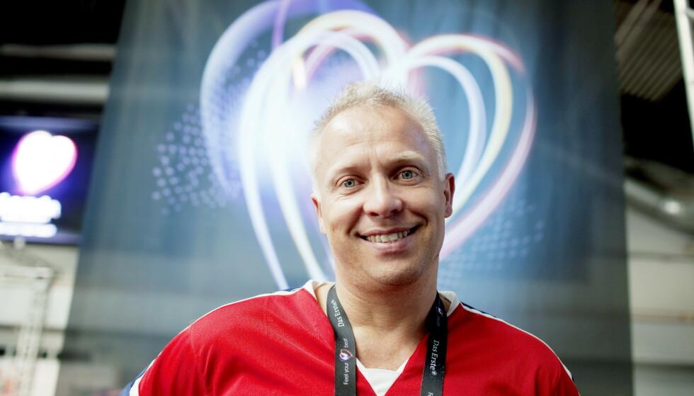 STIVE PRISER: Morten Thomassen, president i Den norske Grand Prix-klubben, mener at billettprisene til MGP-finalen i Tel Aviv er uhørt høye. Foto: NTB scanpix