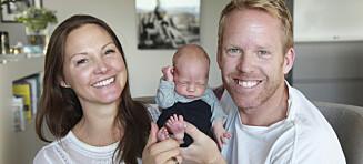 Verdenssensasjonen Vincent (4) ble født via en transplantert livmor