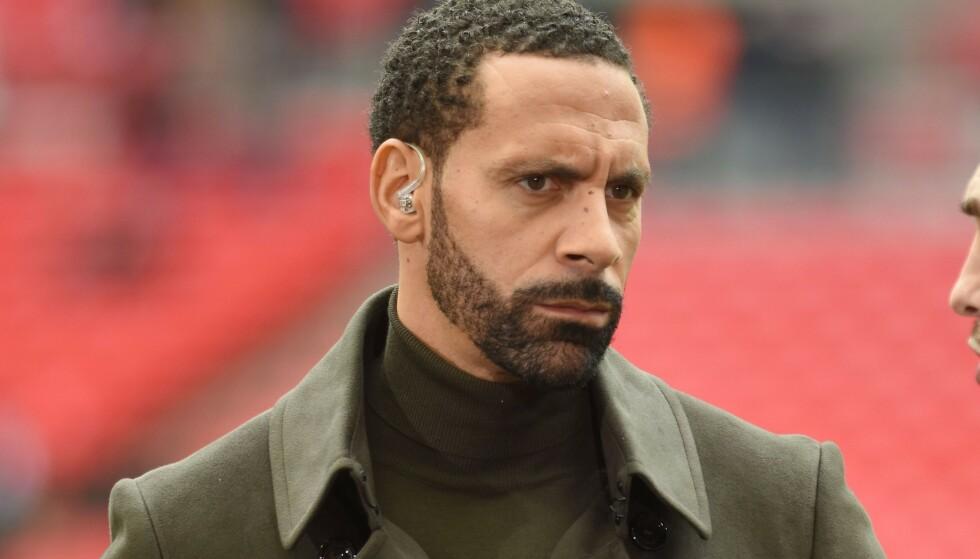 Rio Ferdinand trekker fram et øyeblikk som avgjørende for hvorfor nettopp Ole Gunnar Solskjær bør få United-jobben. Foto: NTB scanpix