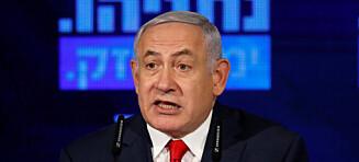 Donald Trump kan redde Netanyahu fra nederlag