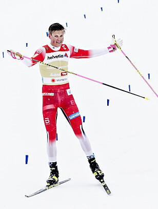 I FORM: Rettssaken virket ikke å påvirke Johannes Høsflot Klæbo nevneverdig under ski-VM i Seefeld, som ble avsluttet søndag. Foto: Bjørn Langsem