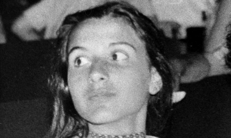 FORSVANT: Emanuela Orlandi, hvis far jobbet i Vatikanet, forsvant på vei hjem fra en musikktime sommeren 1983. Foto: AP