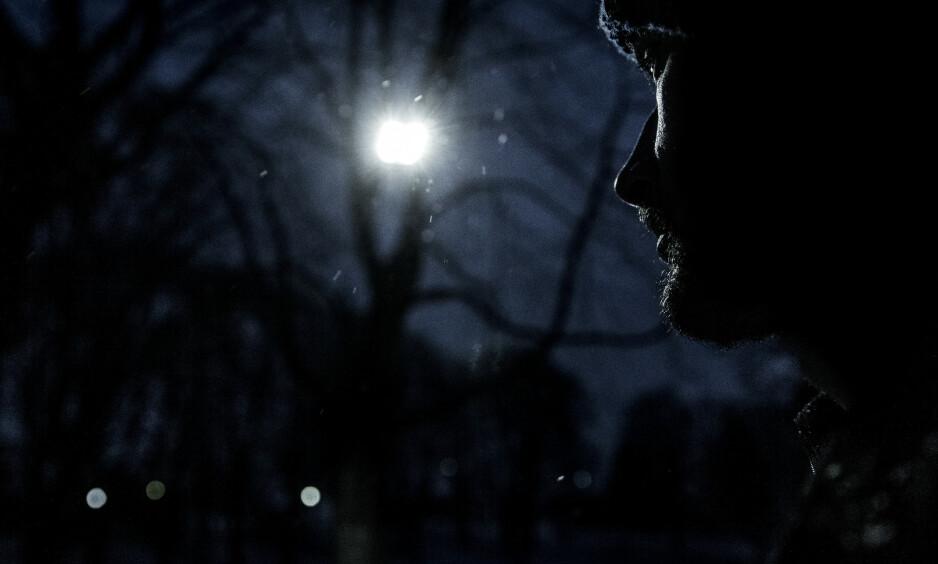 MONO-POLY-FORHOLD: Da kona innså at hun hadde fått følelser for en annen mann, gikk det opp for Erik at han hadde et ønske om å leve i et polyamorøst forhold. Foto: Christian Roth Christensen
