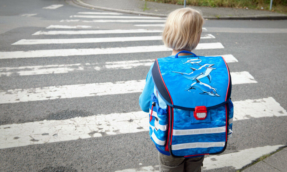 SJOKKFUNN: Over tre kilo hasj ble funnet i sekken til et barnehagebarn i Kolding i Danmark. Faren til barnet er nå dømt til fengselsstraff. Foto: NTB scanpix
