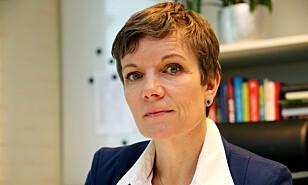 PRESIDENT: Marit Hermansen, president i Legeforeningen. Foto: Legeforeningen