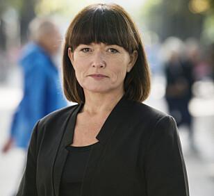 NESTLEDER: Sissel M. Skoghaug, nestleder i Fagforbundet. Foto: Jan Lillehamre