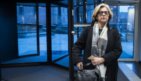 FORBUNDSLEDER: Eli Gunhild By, leder i Norsk Sykepleierforbund. Foto: Berit Roald / NTB scanpix