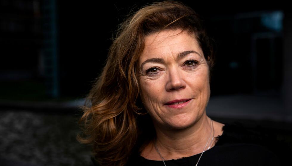 TOPPLEDER: Kristin Skogen Lund i Schibsted Media Group. Foto: NTB scanpix