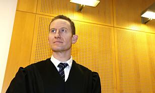STATSADVOKAT: Tomasz Edsberg avbildet i retten i 2015. Foto: Terje Pedersen / NTB scanpix