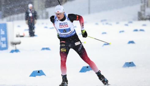STOR ETAPPE: Vetle Sjåstad Christiansen leverte i VM-debuten. Foto: Lise Åserud/NTB scanpix