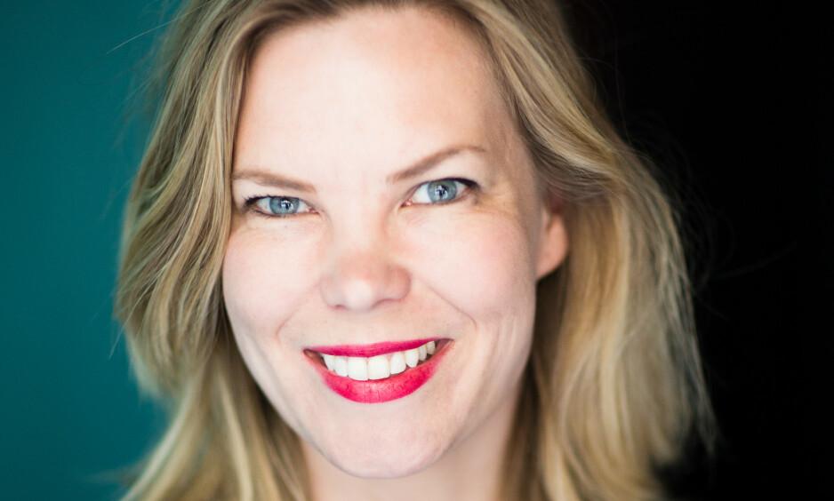 FEMINIST: Marta Breen har skrevet boka «Om muser og menn» om kvinnekamp og kulturmenn. Foto: Spartacus forlag