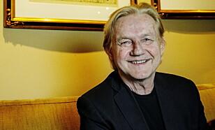 JUBILEUM: Da Finn Kalvik fylte 70 år, markerte han det med å gi ut plate. Nå er han nominerrt til Rockheim Hall of Fame. Foto: NIna Hansen