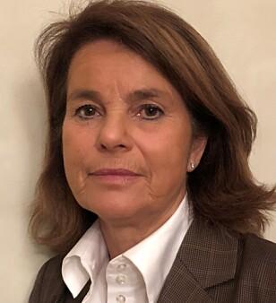 FORSVARER: Lise Reiersen.