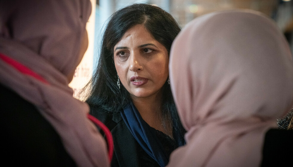 DEN FØRSTE: Nasreen Begum er den opprinnelige bydelsmoren. Foto: Øistein Norum Monsen / Dagbladet