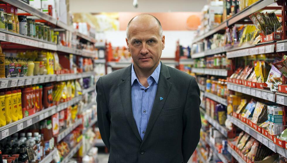 BEKYMRET: Fagdirektør i Forbrukerrådet, Gunstein Instefjord, mener akrylamidfunnene er alvorlige, særlig fordi barn er spesielt utsatt kreftfaren knyttet til stoffet. Foto: Forbrukerrådet