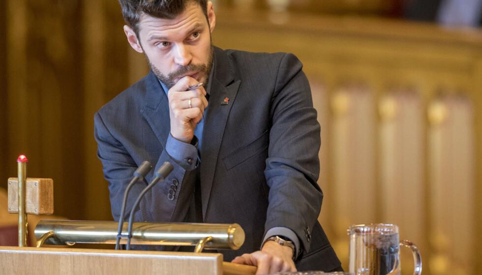 OMSTRIDT PROSJEKT: Altså, rødgrønne Oslo ønsker bygge kraftkabel fra Vestlandet til Skottland. Og samtidig kritiserer rødgrønne politikere regjeringen for at prosjektet eksisterer, skriver innsenderen. Foto: Ole Berg-Rusten / NTB Scanpix