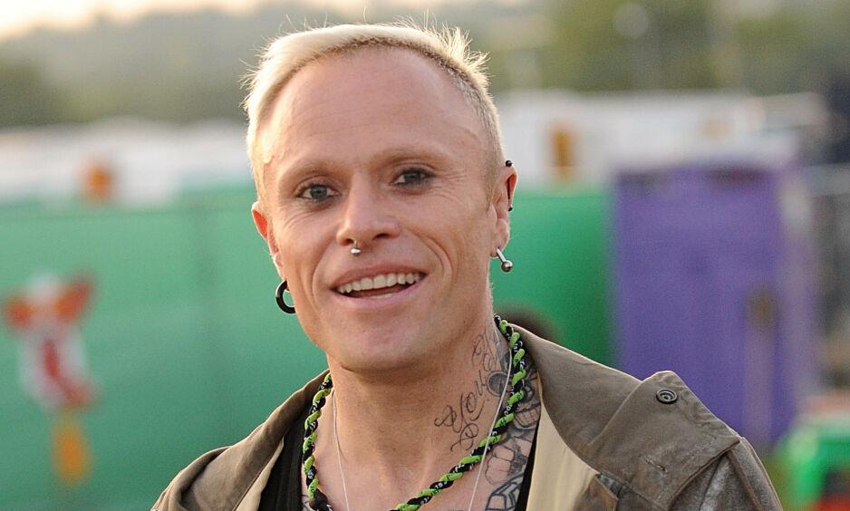 DØD: The Prodigy-vokalist Keith Flint ble funnet død i sitt hjem. Foto: Christian Roth Christensen / Dagbladet