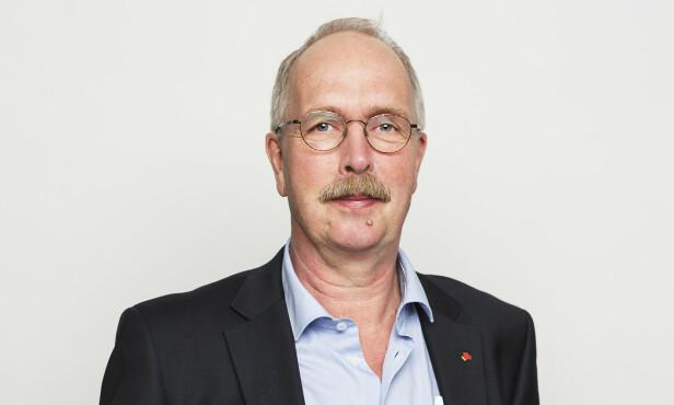 MEST NEGATIVT: - Det har vært mer negativt enn det har vært positivt, sier SEKO-leder Valle Karlsson om privatiseringen av jernbanemarkedet i Sverige. Foto: SEKO/Pernille Tofte