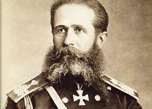 RUSSISK HELT: Iosif Gurko kjempet mot tyrkerne. Foto: Wikimedia Commons