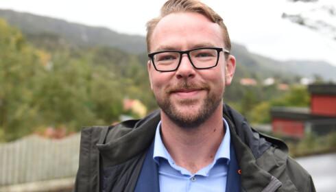BERGEN: Harald Victor Hove, Bergen Høyres byrådslederkandidat Foto: Marit Hommedal / NTB scanpix