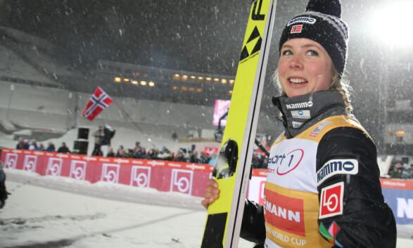Lundby vant verdenscupen